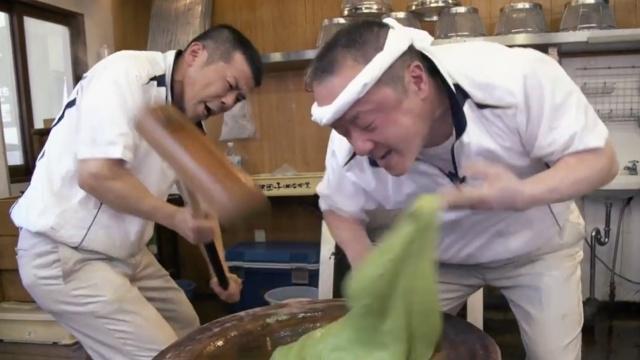 日本年糕第一打手,每秒三下如开挂