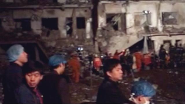 府谷不眠夜:爆炸已致7死94伤