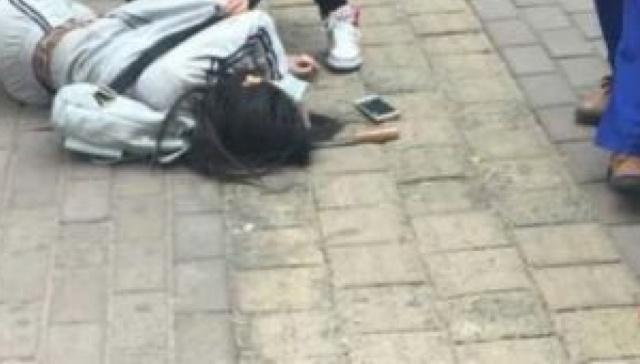 大学生当街被捅死案,嫌犯有精神病