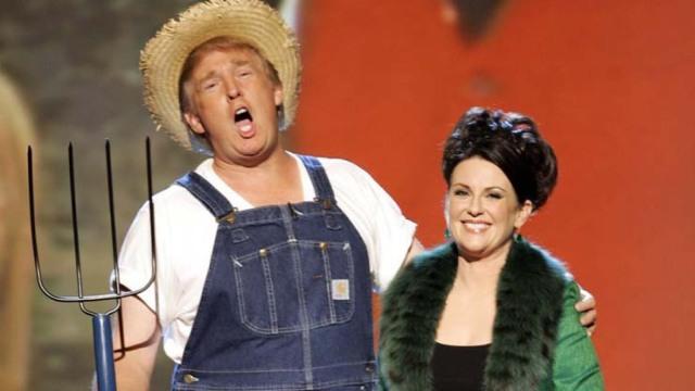 不想当总统的商人不是好歌手