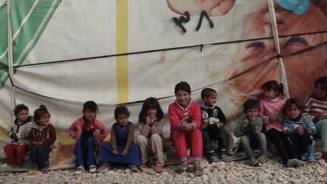 这些叙利亚孩子活了下来,但是……