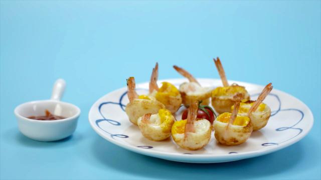 【Magiv TV】美味的霸气外露虾扯蛋
