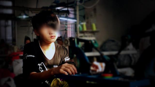 实拍常熟童工产业:被榨尽的青春