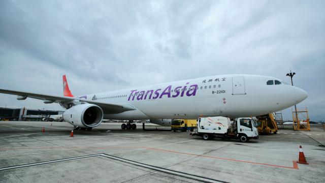 台第三大航空公司复兴突然宣布解散