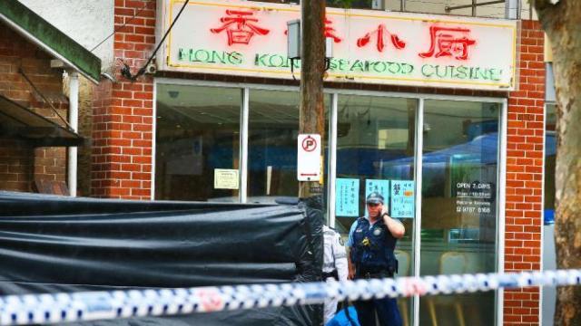 悉尼华人区血案,亚裔男子被砍死