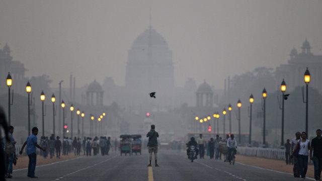 到底哪座城市空气污染全球最严重?