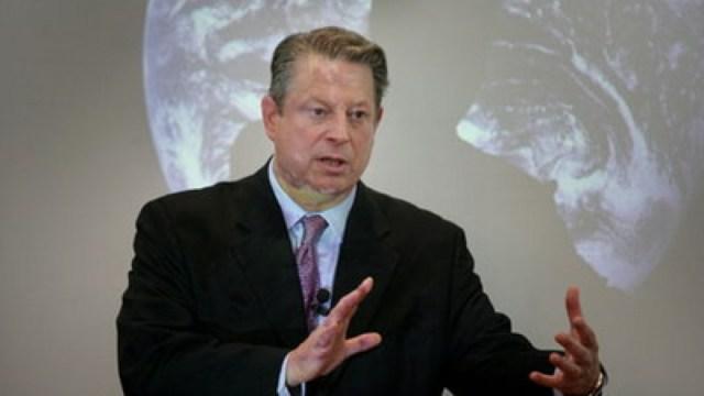 气候变化斗士戈尔会见川普:有成效