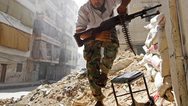 阿勒颇停火协议达成,叛军获许撤离