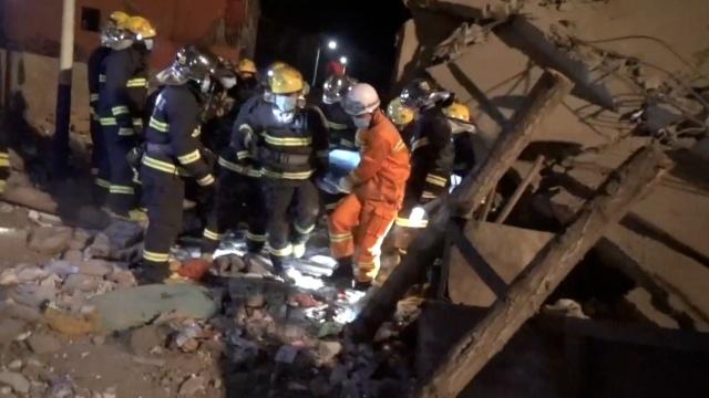 公厕寒冬爆炸1死7伤,四里外有震感