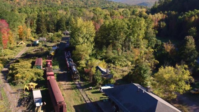 远离纷扰,搭上火车看纽约郊区之美