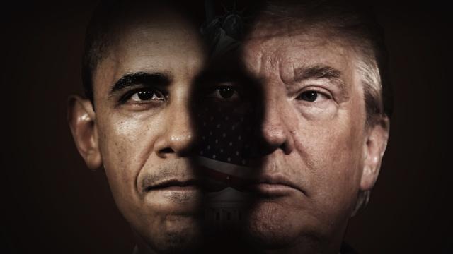 """扶川普上位,奥巴马""""操碎了心"""""""