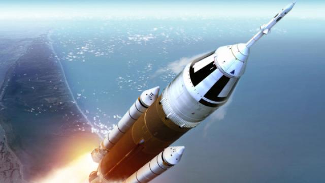 3000吨重型火箭送中国人上月球