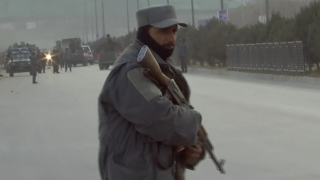 阿富汗发生爆炸袭击,至少21人死亡