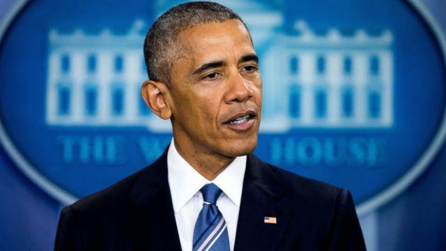 奥巴马:黑人和白人的发声都要听