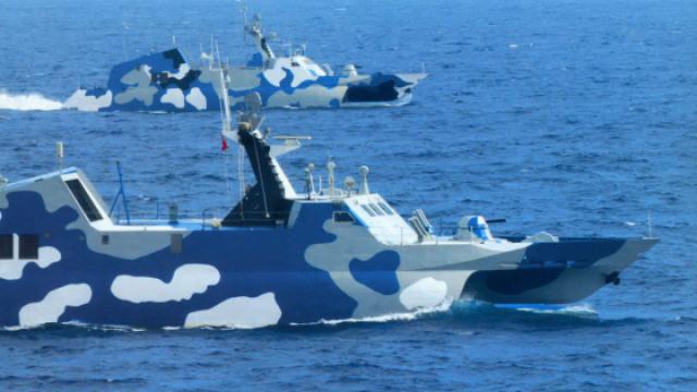 022反航母武库导弹艇