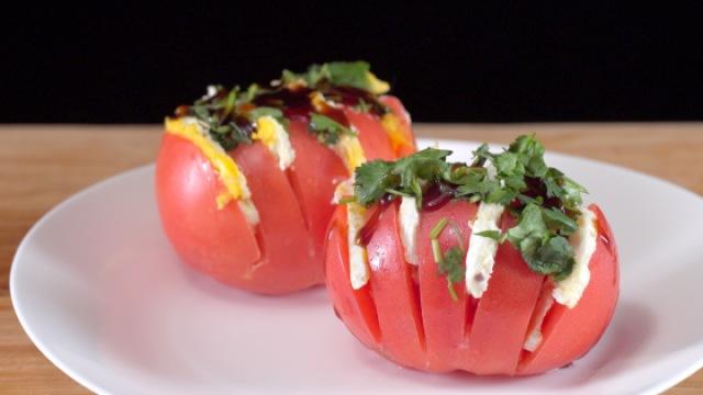 西红柿 × 鸡蛋的 4 种美味新搭配