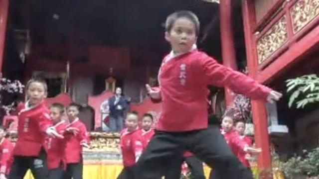 福州儒家拳行拜师礼:传承与发扬