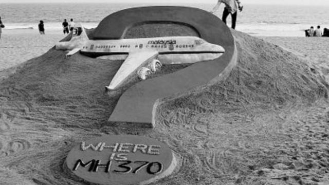 悲伤的决定:MH370水下搜寻结束