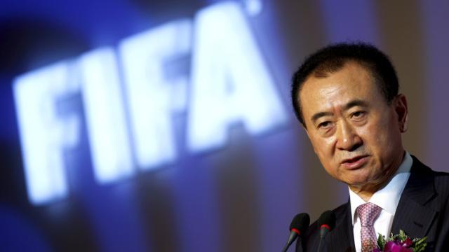 拯救中国足球?首富王健林:这个搞不了