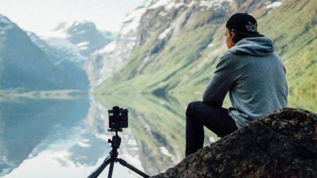 20万张照片延时摄影记录的挪威四季