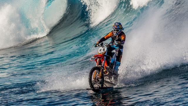 5个设计 | 那些疯狂的摩托车