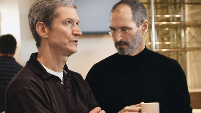 库克:乔布斯哲学将在苹果延续百年
