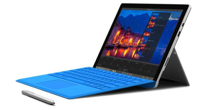 微软自曝SurfacePro5,原来长这样