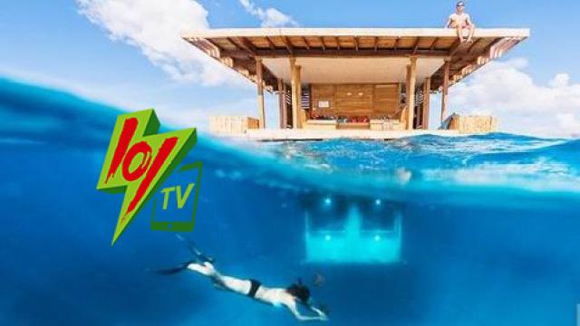 坦桑尼亚惊现水下豪华酒店