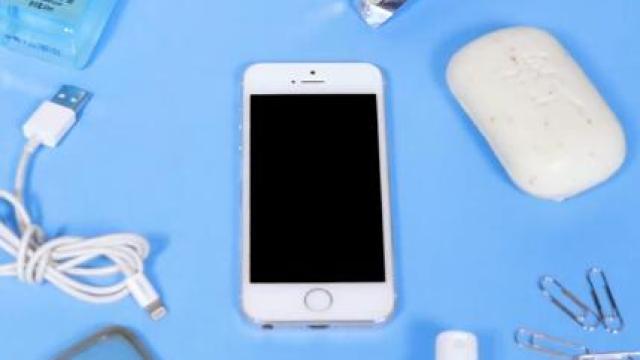 今天你的手机消毒了吗?