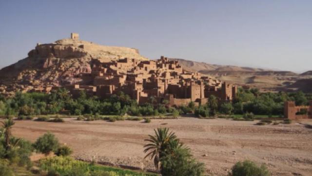 马拉喀什艺术家集聚的艺术圣地