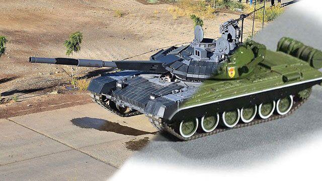 战车改造家!自带美颜的伊朗新坦克