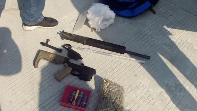 潮州侦破非法买卖及持有枪支弹药案