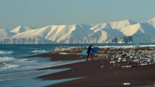 西伯利亚冲浪①-冬