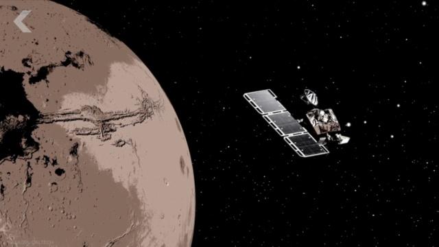 涨姿势!飞行器丢失在太空该怎么办