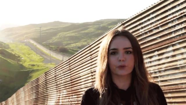 NowThis带你走近美墨边境墙里墙外