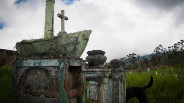 盘点世界各地奇葩墓地