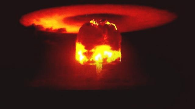 中国遭遇的五次核轰炸威胁