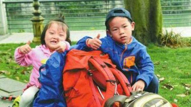 中国最小背包客跟父母徒步半个中国