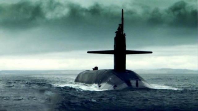 造价高达20亿美金的美国核潜艇