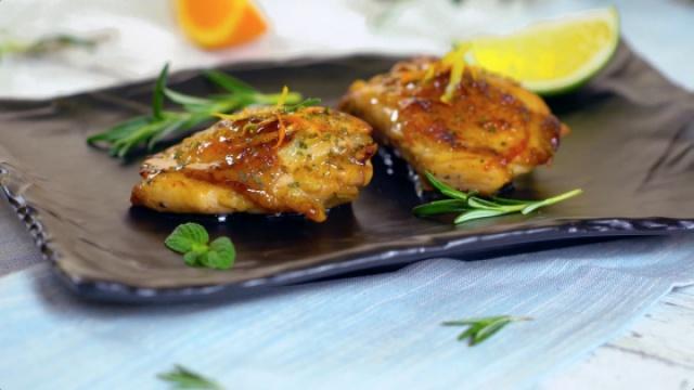 果酒烤鸡,吃过一口哪里还想减肥