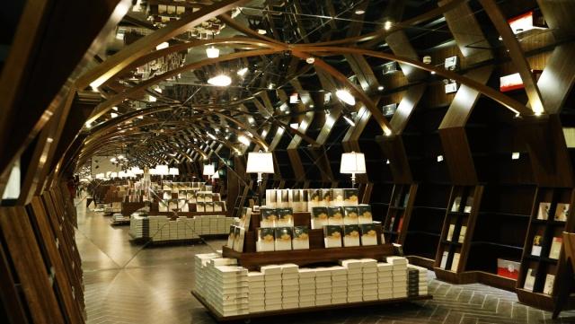 全国十大最美书店:小长假中闻纸香
