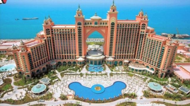 壕中之壕,迪拜亚特兰蒂斯酒店