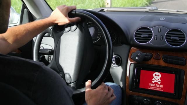 勒索病毒肆虐 互联网汽车还安全吗