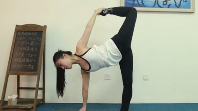 在瑜伽里,遇到最好的自己!