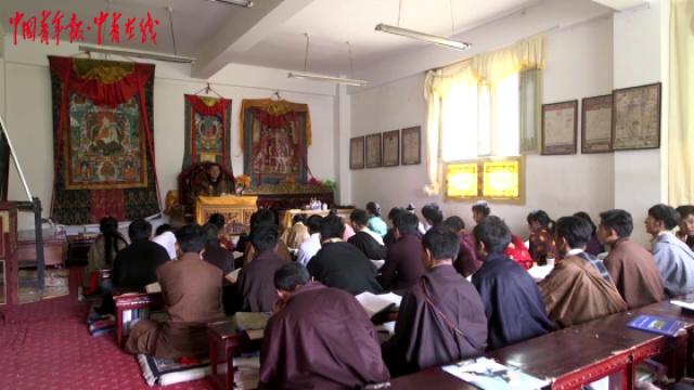 米林藏医学校:病人没钱也要救治