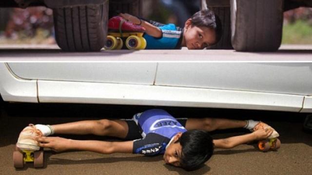 9岁印度男孩已有24块金牌