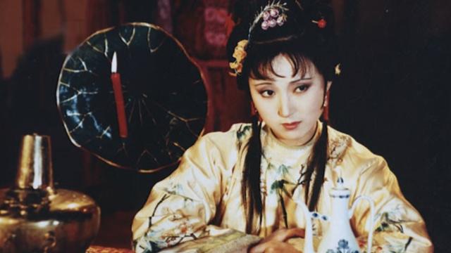 红楼梦导演回忆:我为何选中陈晓旭