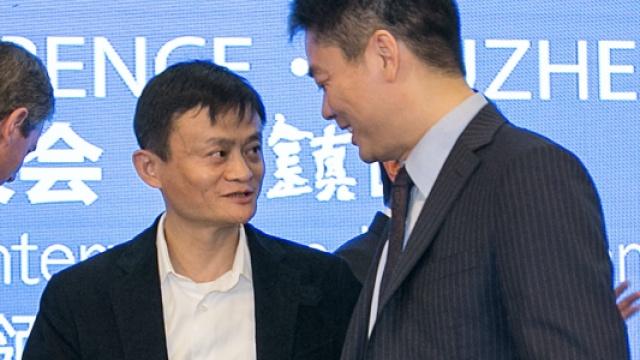 刘强东三怼马云:就是个骗子,丢人!