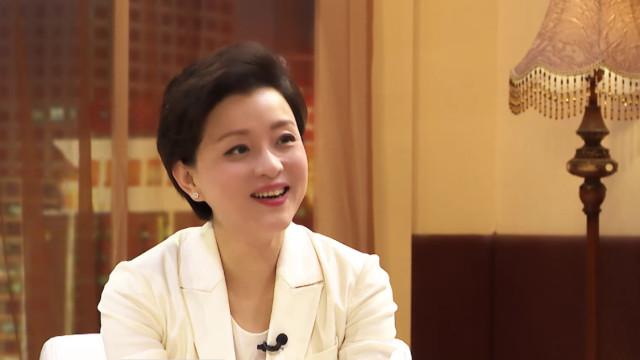 杨澜畅谈年轻人的理想生活状态