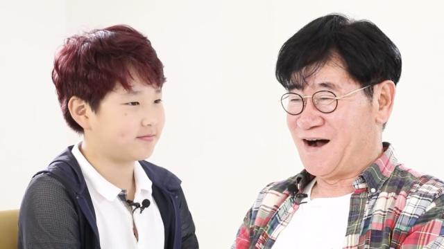 12岁与70岁的跨龄对话:有趣而感动